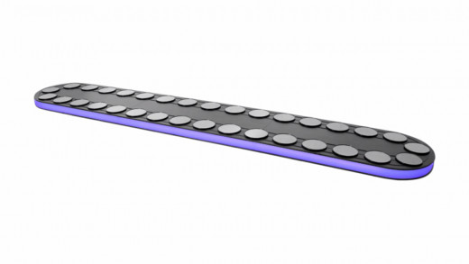 Lopende band samenstellen I-vorm