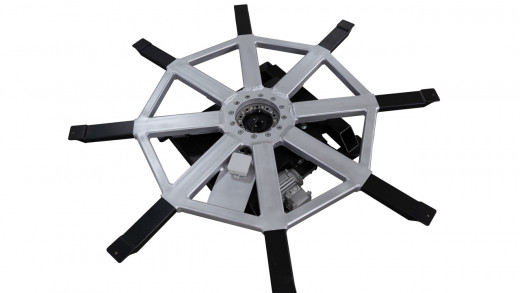 Turning motor MAX 1000 kg | rent
