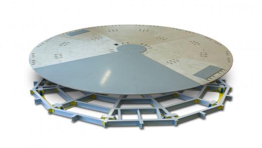 Turntable Ø 4.5 m | rent
