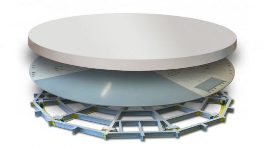 Turntable Ø 5 m   rent