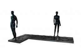 Catwalker Giant Twin Lane L-vorm