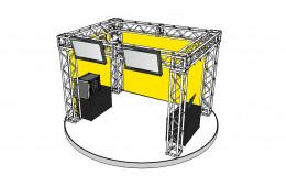 Turntable Ø 5.5 m | rent