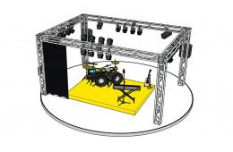 Turntable Ø 7 m | buy