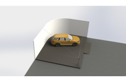 Car turntable & construction accessories | Top Solution