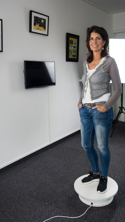 3D scanning full body