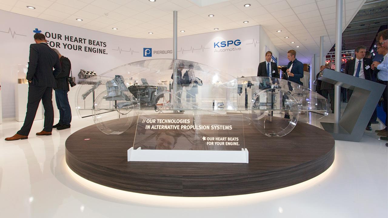 KSPG Automotive IAA Frankfurt