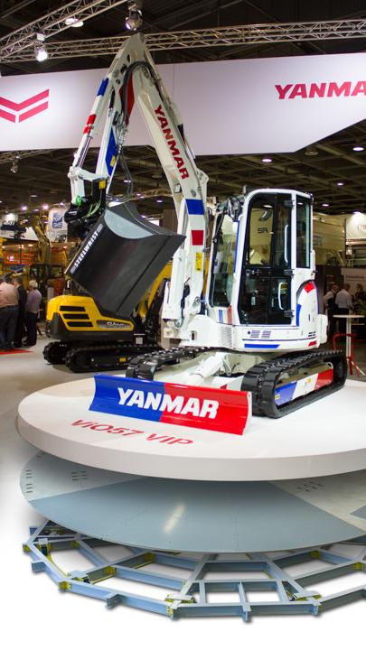 Yanmar Intermat Paris